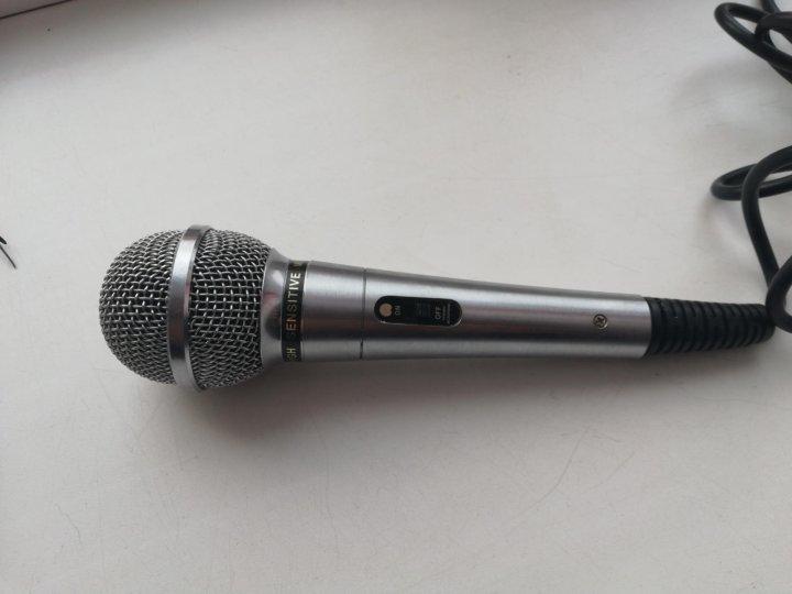 купить микрофон в омске
