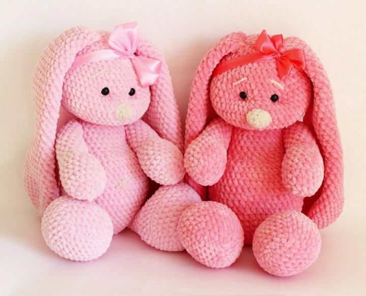 вязаная игрушка заяц купить в энгельсе цена 1 300 руб дата