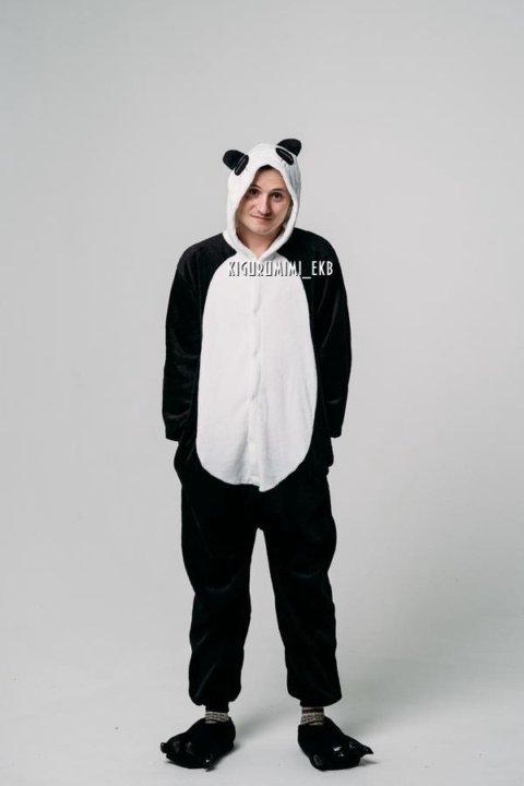 Пижама кигуруми Грустная панда – купить в Екатеринбурге 8edbe1ef23ac1