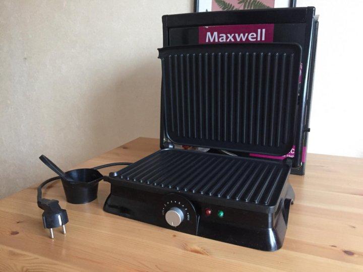 Гриль-пресс Maxwell MW-1960 ST – купить в Москве d5b79fb4f156b