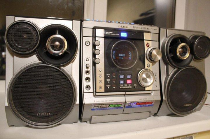 Samsung max-kj 630 dvd музыкальный центр самсунг. Фото 1. Красноярск. ... c63cddce609
