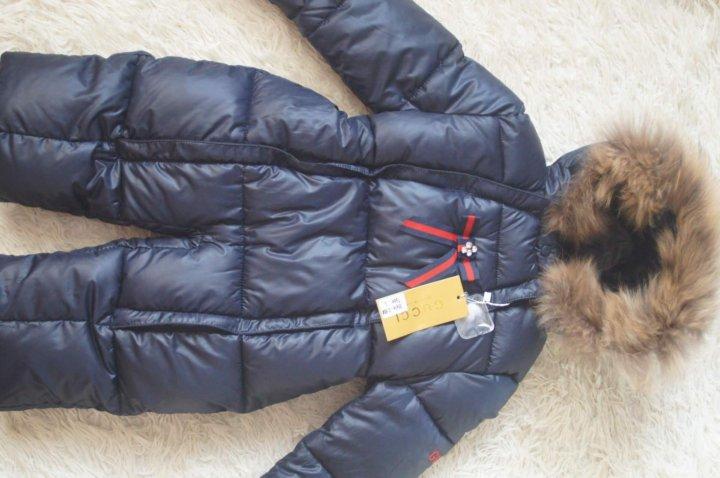 b66c770f467c Новые Gucci комбинезоны детские – купить в Фокино, цена 2 500 руб ...