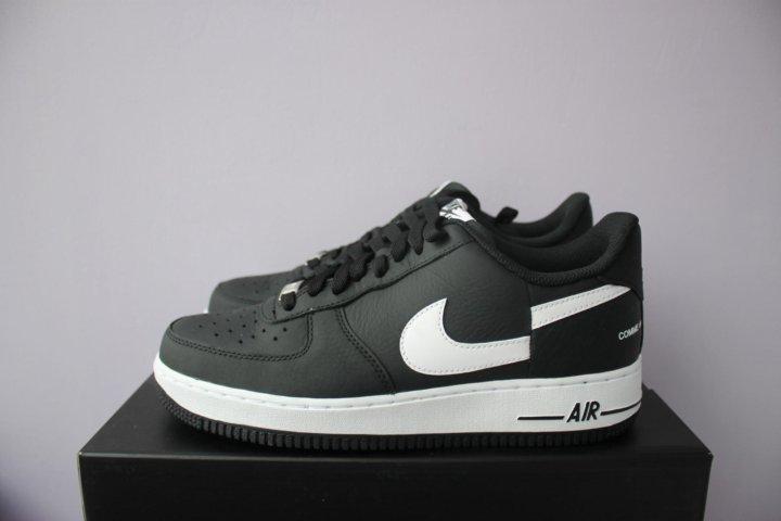 9f5d9b23 Кроссовки Supreme x CDG x Nike Air Force 1 Low – купить в Санкт ...