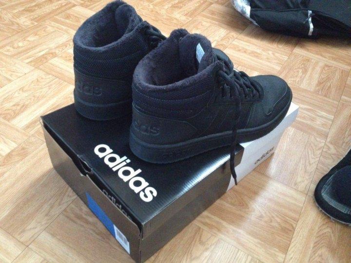 dce4ce42 Adidas Высокие кеды hoops 2.0 MID (для зимы) – купить в Краснодаре ...