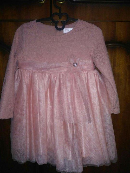 0e9a321bffe Платье на девочку 92 р -2 -3 года – купить в Балашихе