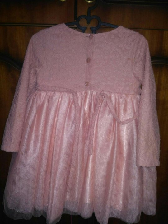 c2fb47659ec Балашиха. Платье на девочку 92 р -2 -3 года. Фото 3. Балашиха.