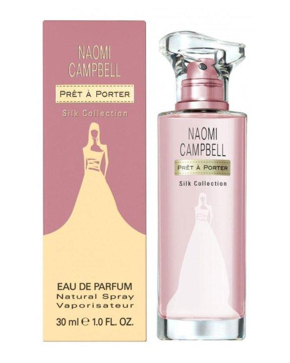 туалетная вода Naomi Campbell Pret A Porter 30 мл купить в