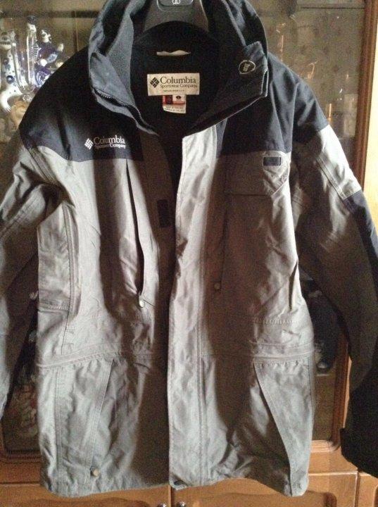 b44d5bdfea8a Мужская куртка Columbia – купить в Москве, цена 3 000 руб., дата ...