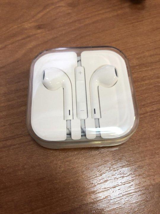 Новые оригинальные наушники apple earpods. Фото 1. Москва. ... bc6f2b9e4a1c4