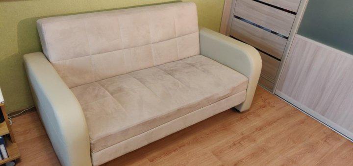 диван кровать двухместный Hoff купить в москве цена 6 990 руб