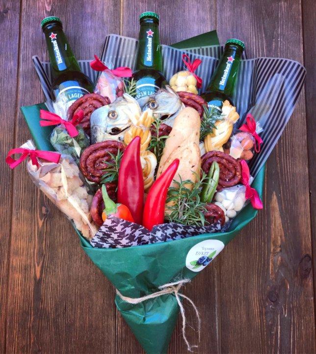 Оригинальные букеты для мужчин краснодар, цветы подарок