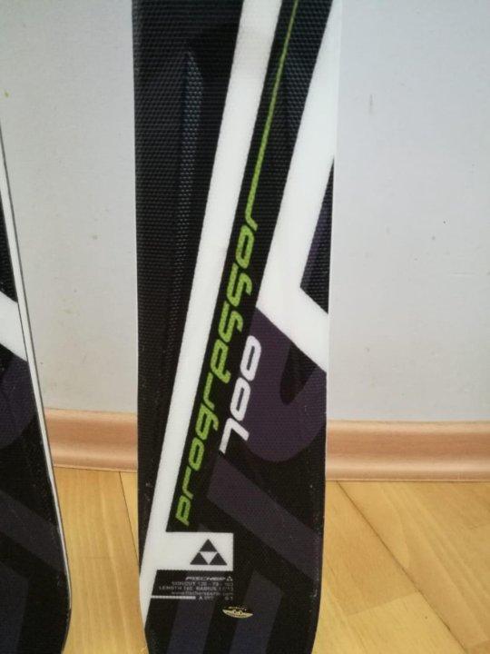 Горные лыжи Fischer Progressor 700 160 см – купить в Москве, цена 11 ... cea57d0be74