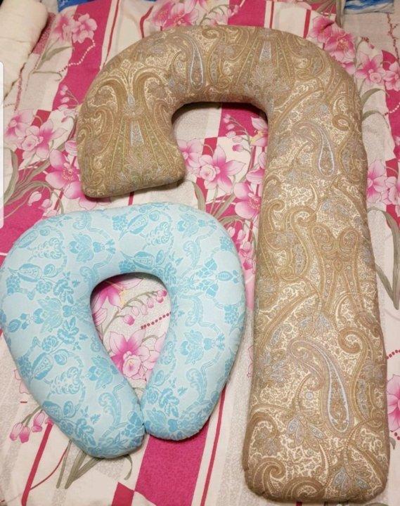 2c2280b9deff Подушка для беременных + подушка для кормления – купить в Москве ...