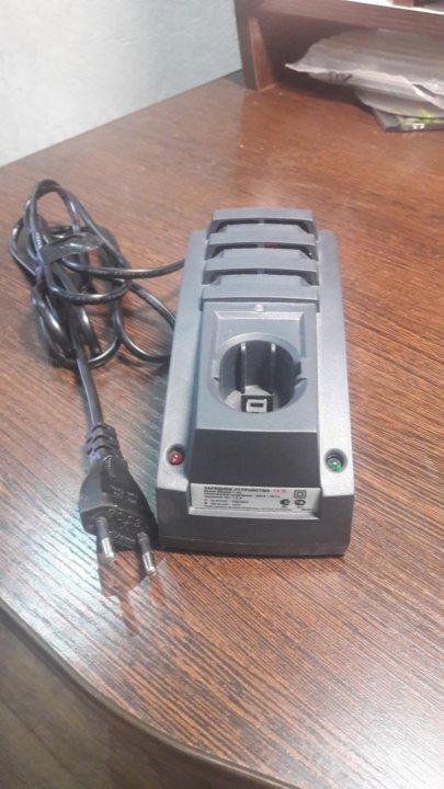 купить зарядное устройство для шуруповерта интерскол