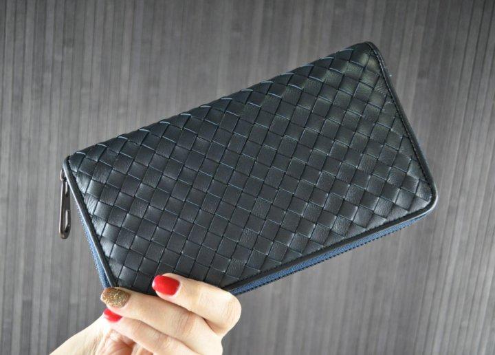633bdf17f34d Кошелек кожаный новый – купить в Москве, цена 2 190 руб., продано 9 ...