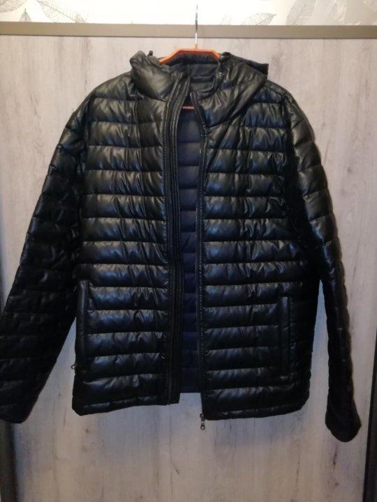 Утепленная зимняя куртка Jack   Jones (52) – купить в Москве db17cfc591984