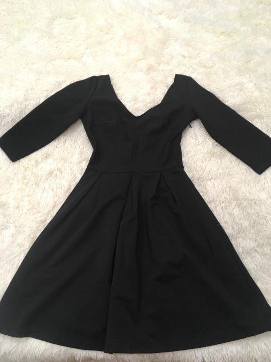 4959b0f1087 Черное платье befree – купить в Воскресенске