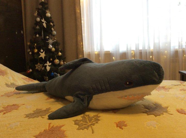 акула Ikea купить в реутове цена 1 500 руб продано 14 декабря