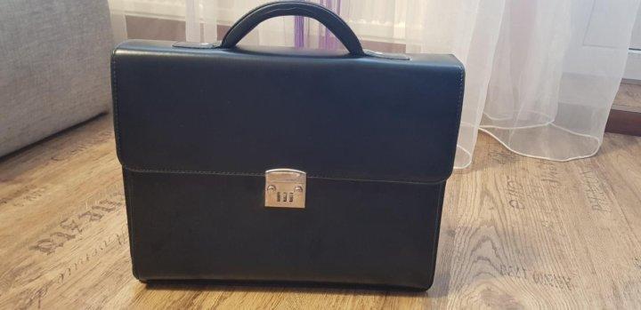 076e496d4b3a Деловой портфель Vicuna Polo – купить в Краснодаре, цена 1 000 руб ...