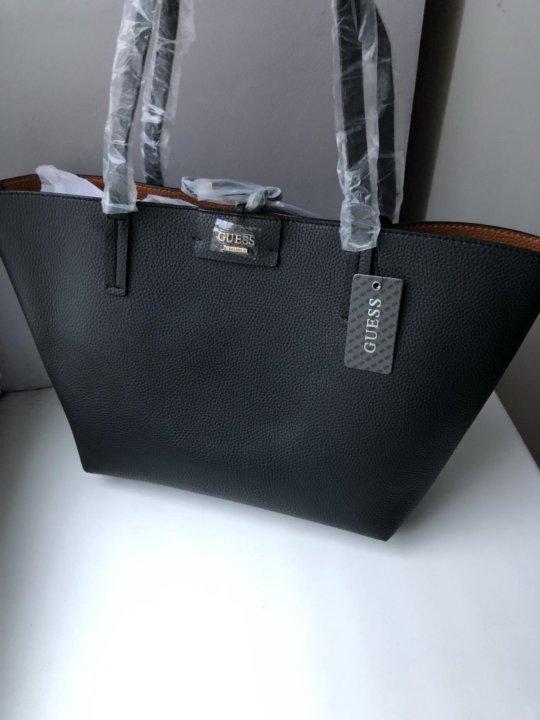 b8c223bb Новая сумка GUESS оригинал – купить в Москве, цена 8 000 руб., дата ...