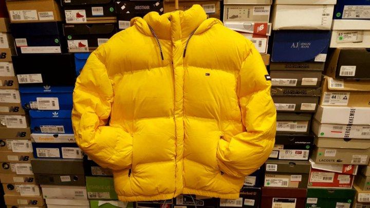 13556fd8828e Пуховик Tommy Hilfiger новый оригинал – купить в Москве, цена 10 000 ...