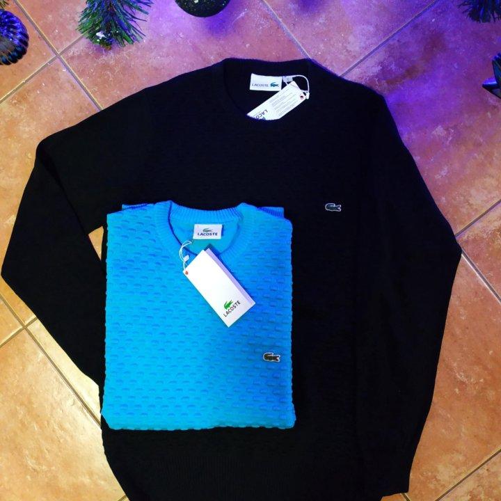 Мужской свитер Lacoste – купить в Санкт-Петербурге, цена 2 300 руб ... c83078afa40