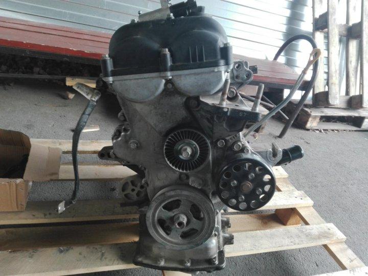 Двигатель G4FG б/у – купить в Краснодаре, цена 15 000 руб , продано