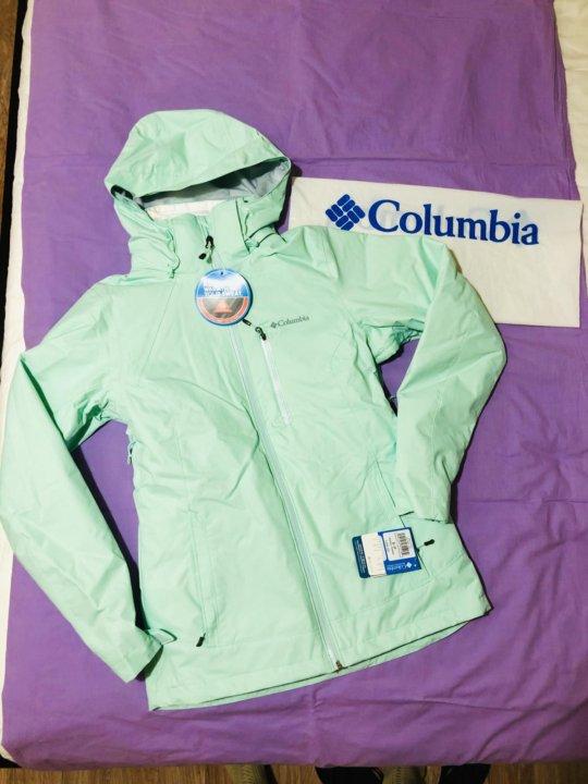 96f063f7651c Куртка Columbia новая – купить в Москве, цена 4 000 руб., дата ...