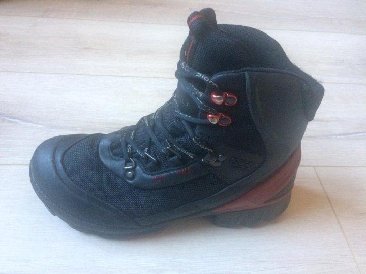 Ботинки зимние Экко 40 р – купить в Москве 7bbd2c63f063c