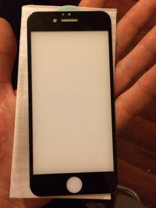 Бронестекло 3D на iPhone 6 88e6537bbc8c8