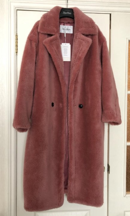 ae0a11763794 Пальто-медвежонка Max Mara Teddy bear coat – купить в Москве, цена ...