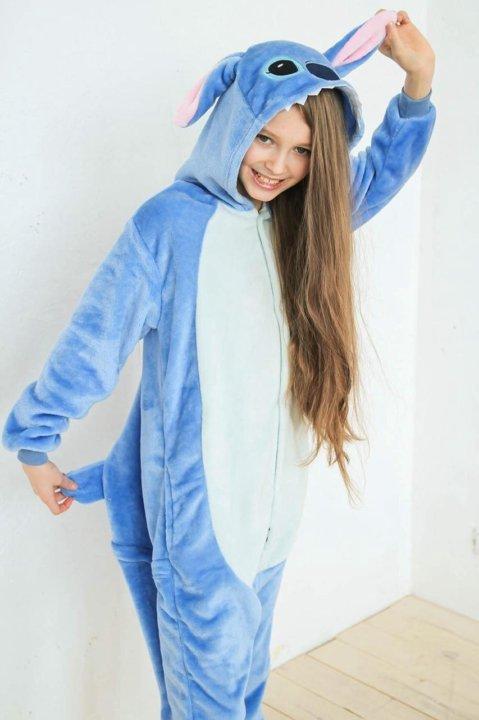 Кигуруми Стич взрослый детский (пижама) – купить в Новосибирске ... 3f02591af7763