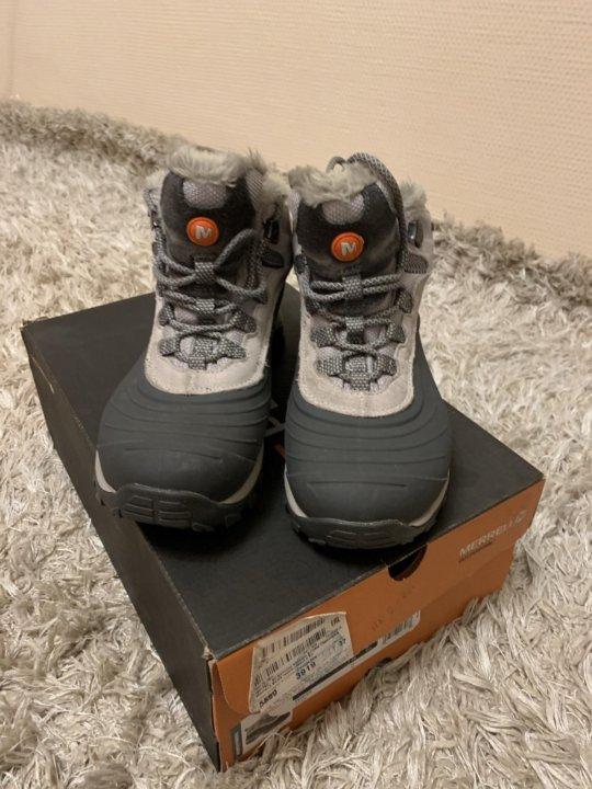 Ботинки зимние Merrell – купить в Балашихе 21773a4f39bff