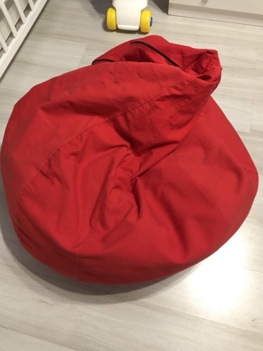 кресло мешок груша Ikea купить в москве цена 1 500 руб дата