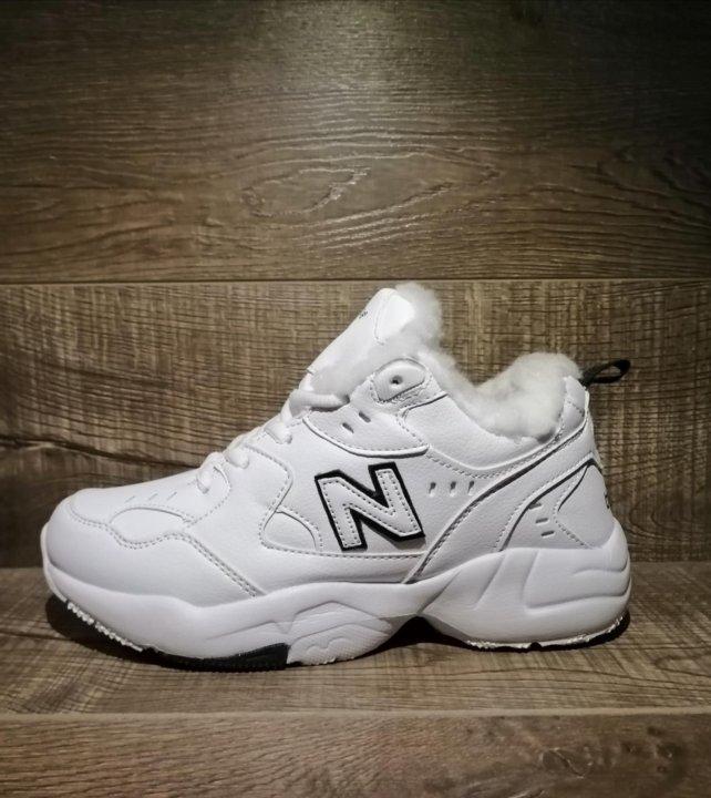 Кроссовки зимние женские New Balance 608 – купить в Энгельсе 3b8c4aa3acffa
