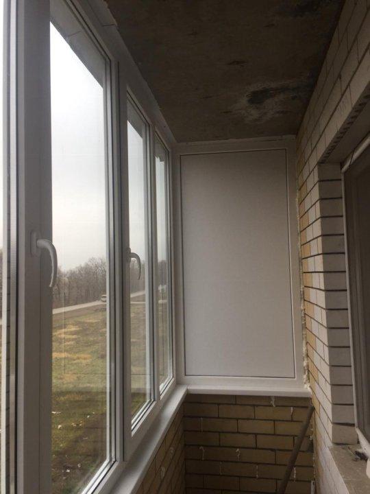 Остекление балкона цена краснодар остекления балкона деревянными