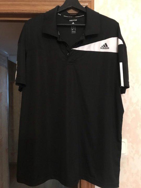 9875b2858ab Мужское поло футболка adidas. Фото 1. Москва. ...