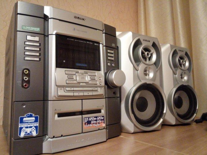 948ad942fb12 Музыкальный центр Sony – купить в Ростове-на-Дону, цена 3 000 руб ...