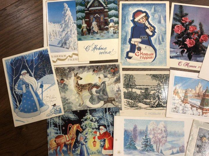 Коллекционирование открытки цены