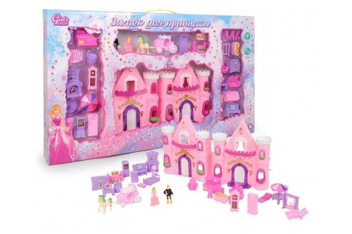 Игровой набор замок принцессы
