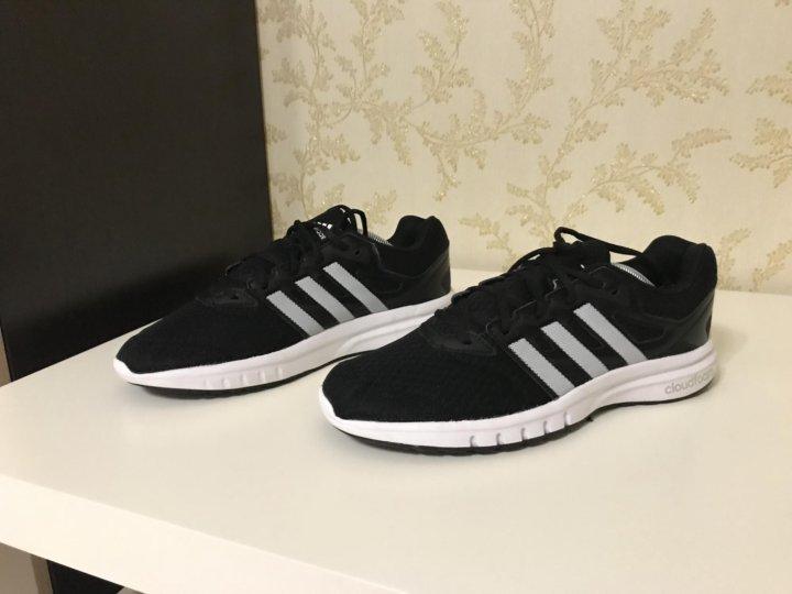 61a22c77d807 Кроссовки Adidas galaxy 2 m AQ2191 цвет  черный – купить в Казани ...