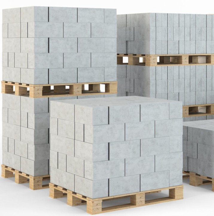газосиликатные блоки с доставкой