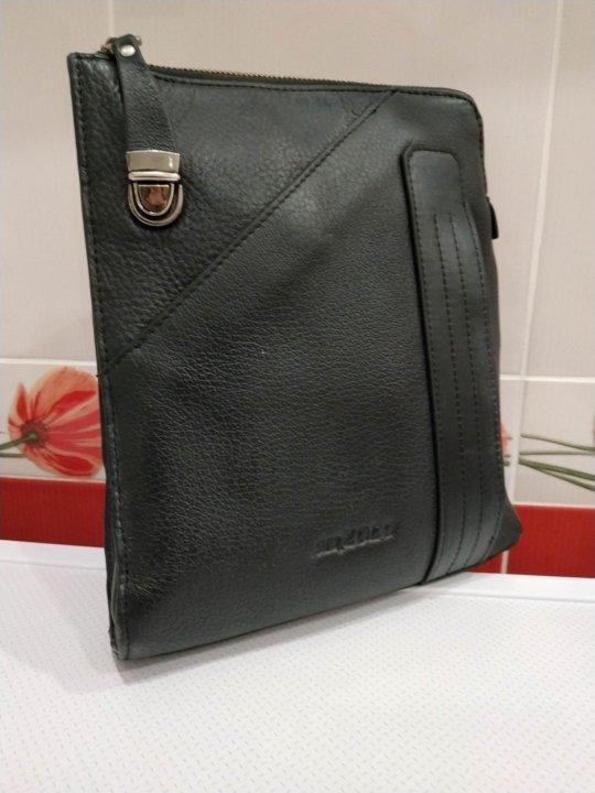 7d93e6e81889 Мужская сумка-планшет с ремнем на плечо mr.zolo – купить, цена 1 500 ...