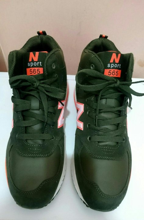 08f26e2d 🆕 Новые мужские зимние ботинки New Balance 43 р. – купить в Санкт ...