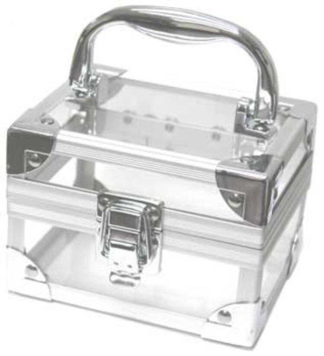 Купить прозрачный кейс для косметики что такое avon