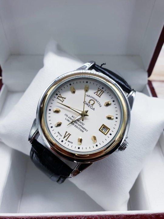 Купить часы омега в москве 2019