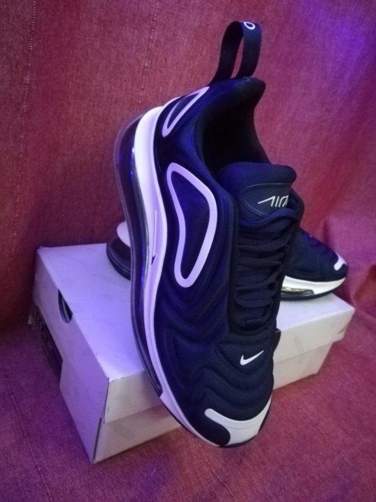 b6a2629b Кроссовки Nike Air Max 720 – купить в Омске, цена 2 600 руб ...