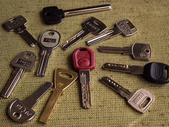 где делают ключи от замков по фото указанных
