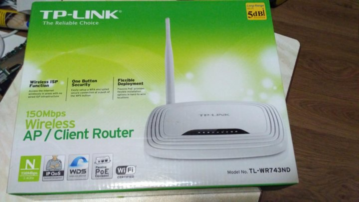 TP-LINK TL-WR743ND V2 DRIVERS FOR PC
