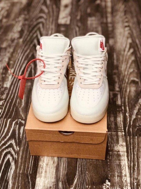 00168696 Кроссовки Nike Air Force 1 Off White – купить в Москве, цена 4 699 ...